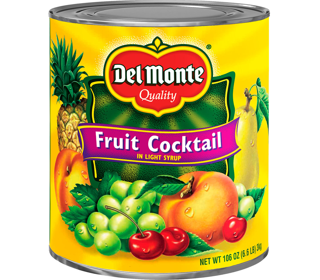 Del Monte® Fruit Cocktail in Light Syrup