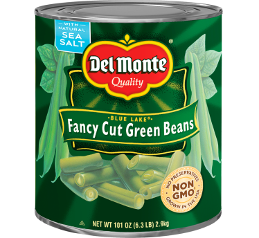Del Monte® Blue Lake® Fancy Cut Green Beans