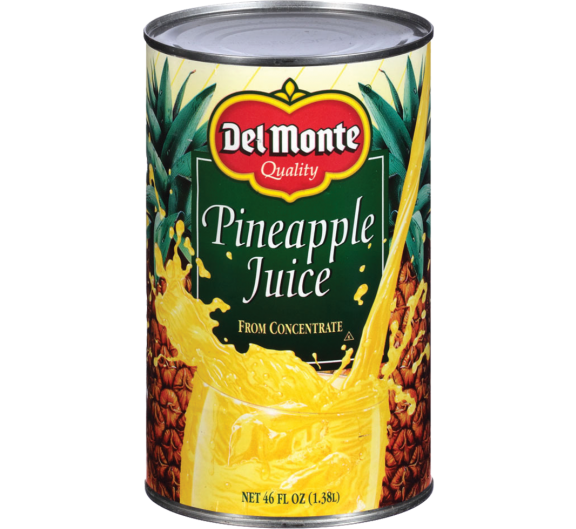 Del Monte® Fancy Pineapple Juice - 46oz.
