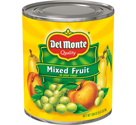 Del Monte® Mixed Fruit in Light Syrup