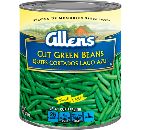 Allens® Cut Blue Lake Green Beans