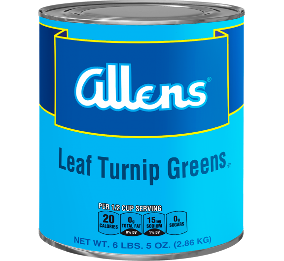 Allens® Leaf Turnip Greens