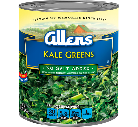 Allens® Kale Greens - No Salt Added
