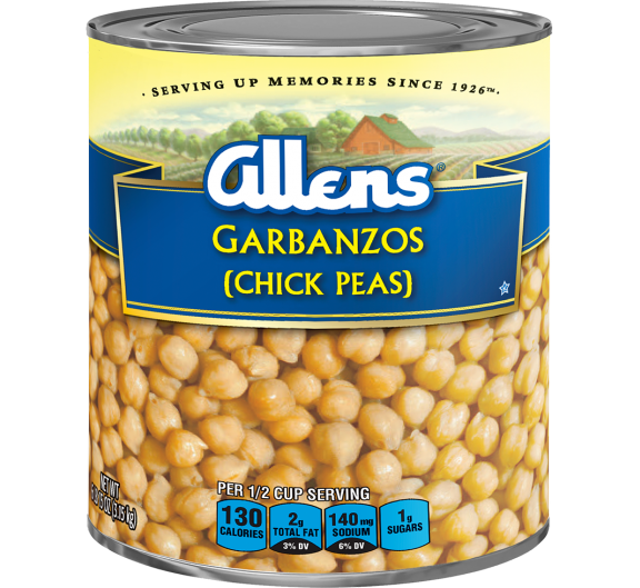 Allens® Garbanzos (Chick Peas)