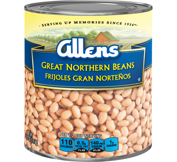 Allens® Great Northern Beans