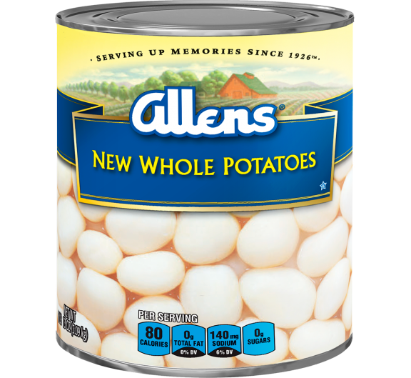 Allens® New Whole Potatoes