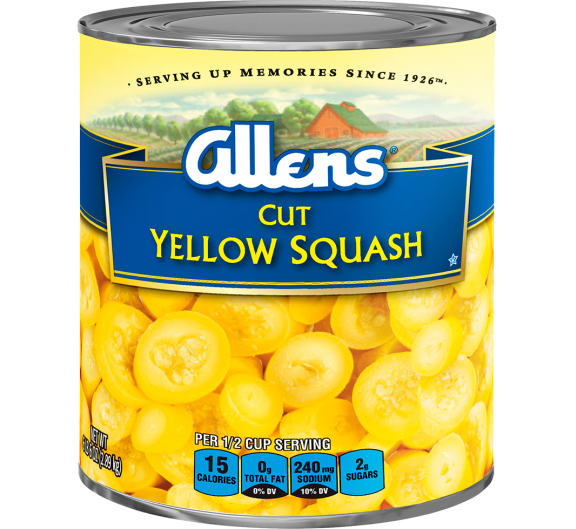 Allens® Cut Yellow Squash