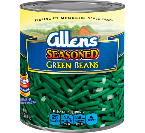 Allens® Seasoned Green Beans