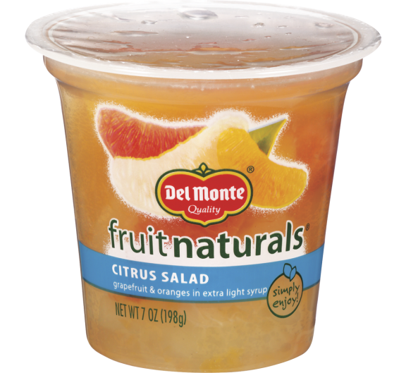 Del Monte® Fruit Naturals® Citrus Salad in Extra Light Syrup